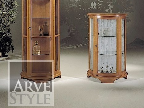 Wooden display cabinet VENEZIA | Display cabinet - Arvestyle
