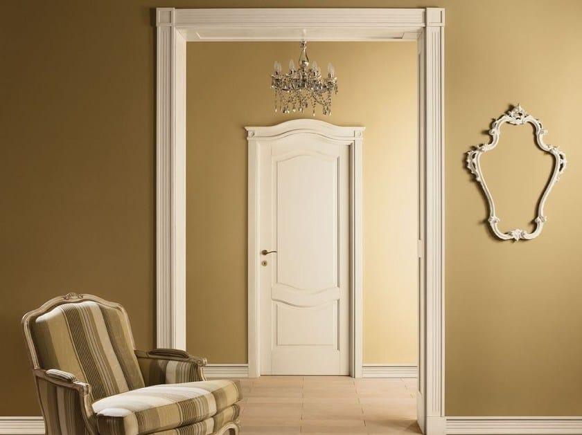 Lacquered solid wood door VENEZIANA - LEGNOFORM