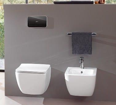 bidet sospeso in ceramica venticello bidet sospeso villeroy boch. Black Bedroom Furniture Sets. Home Design Ideas