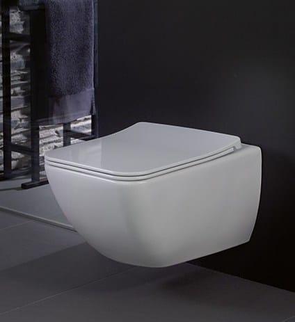 wc sospeso in ceramica venticello wc sospeso villeroy boch. Black Bedroom Furniture Sets. Home Design Ideas