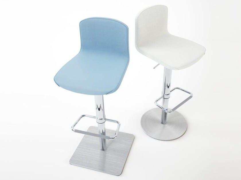 Counter stool with footrest VENTO - CANCIO