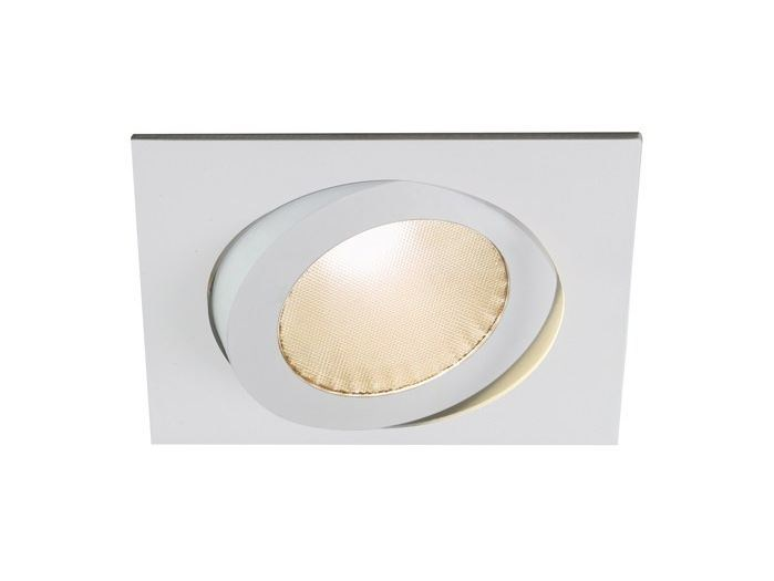 LED adjustable recessed spotlight VENUS | Adjustable spotlight by Fabbian