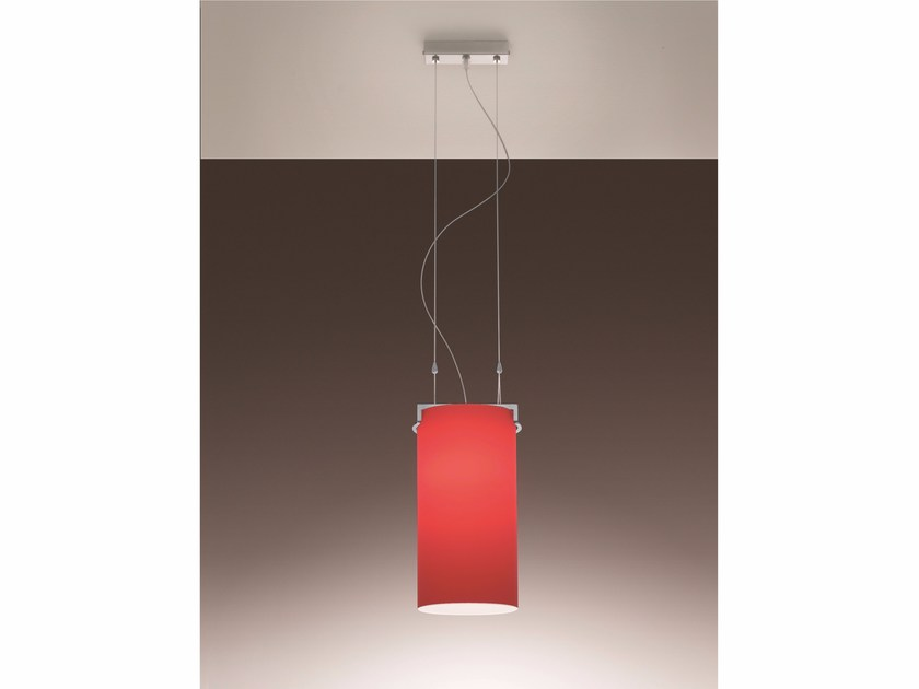 Direct light Murano glass pendant lamp VENUS | Direct light pendant lamp - IDL EXPORT