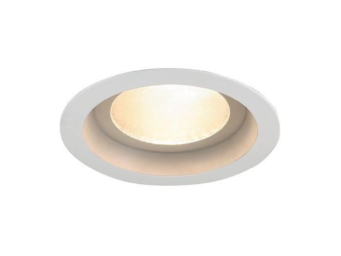 LED round recessed spotlight VENUS | Round spotlight - Fabbian