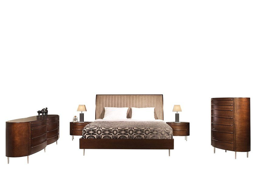Wooden bedroom set VERSA - Mobi