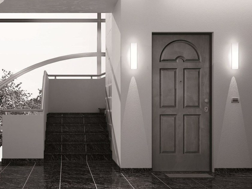 Exterior safety door VETERE - Arcadia Componibili - Gruppo Penta