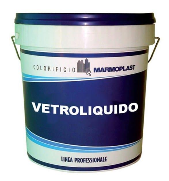 Liquid waterproofing membrane VETROLIQUIDO Silicato di Sodio - COLORIFICIO MARMOPLAST