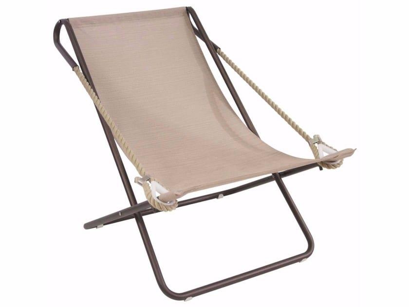 Batyline® deck chair VETTA | Deck chair by emu