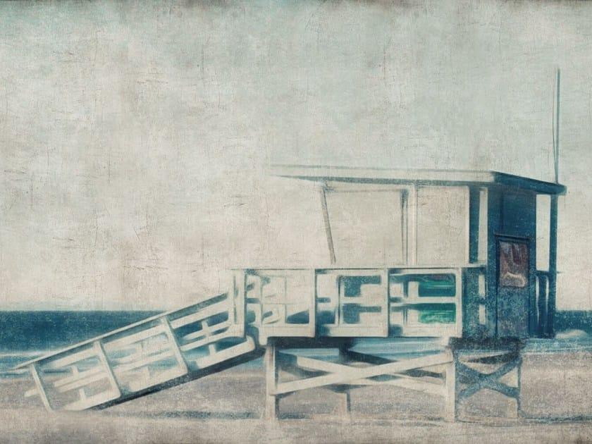 Landscape glass-fibre textile VI-06 by MOMENTI