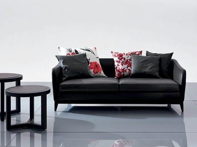 3 seater leather sofa VIC | 3 seater sofa - Marac