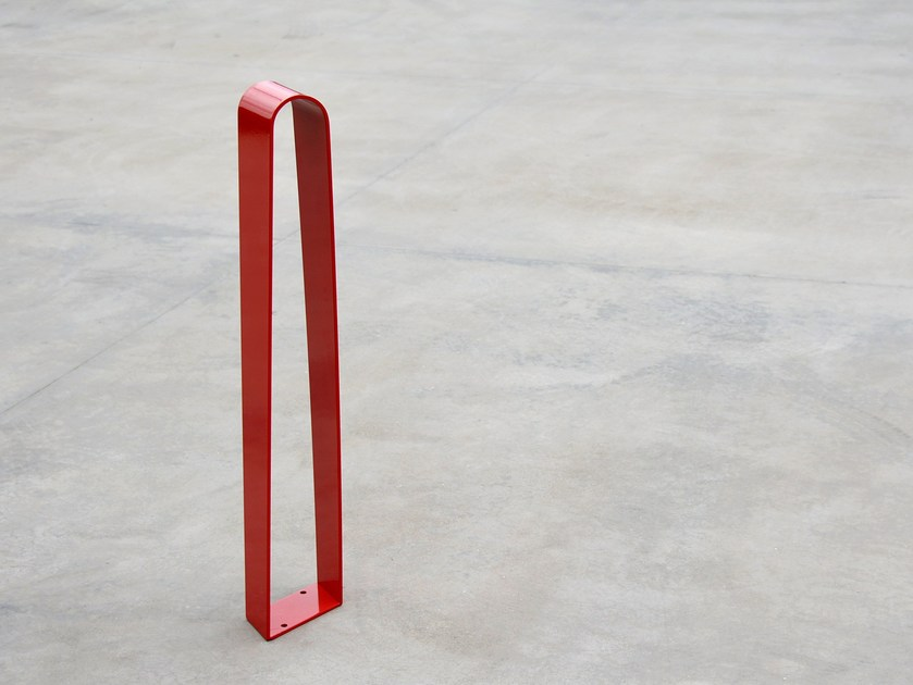 Steel Bicycle rack / bollard VIC - LAB23 Gibillero Design Collection