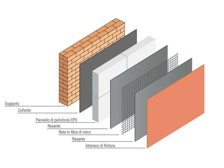 Exterior insulation system VIEROCLIMA P by Viero