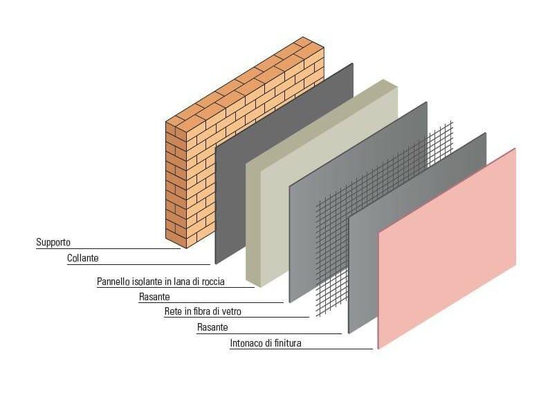 Exterior insulation system VIEROCLIMA R - Viero