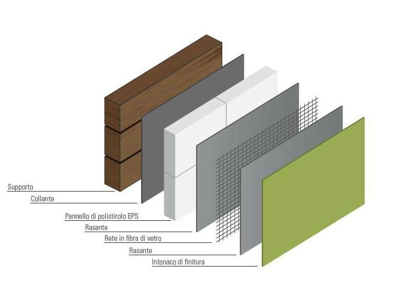 Exterior insulation system VIEROCLIMA SW - Viero
