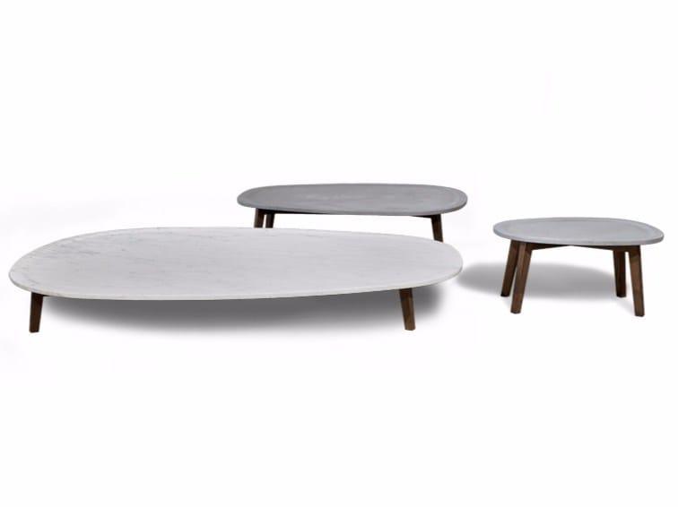 Low coffee table VIETRI - BAXTER