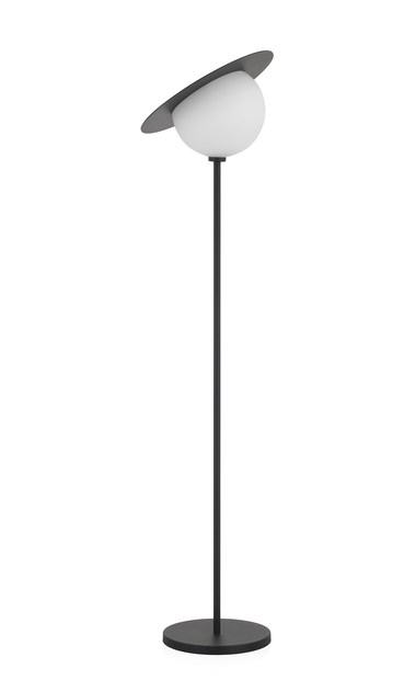 Contemporary style glass floor lamp VIGIA FL - PM by ENVY