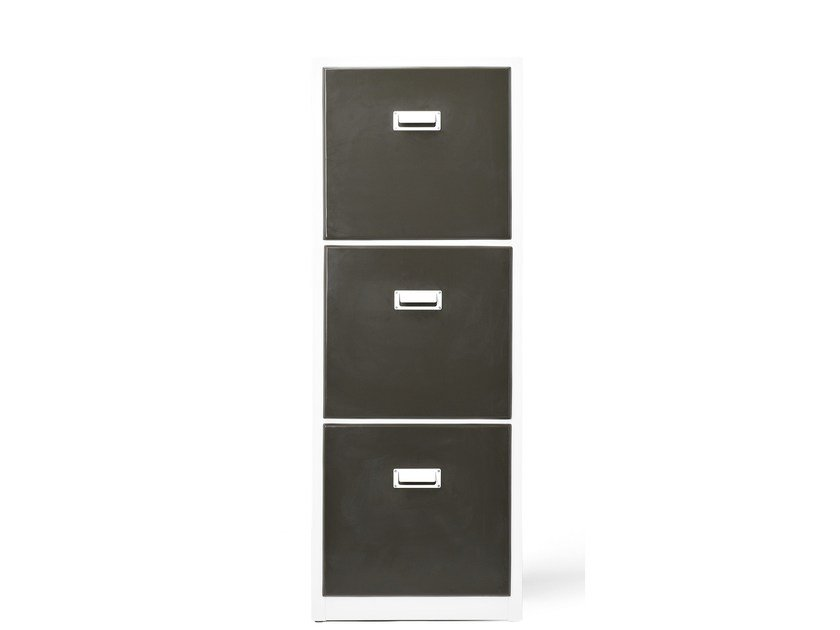 Metal chest of drawers VINILE - Officine Tamborrino
