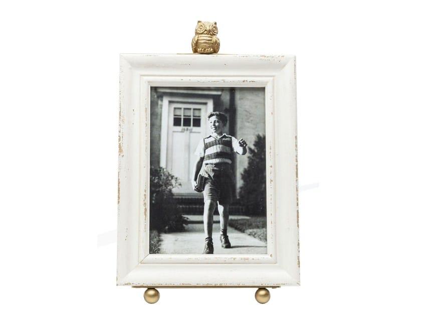MDF frame VINTAGE OWL 13 x 18 - KARE-DESIGN