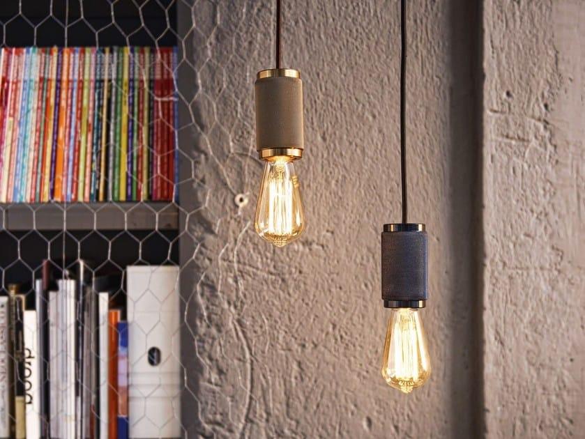 LED pendant lamp VINTAGE - Olev by CLM Illuminazione