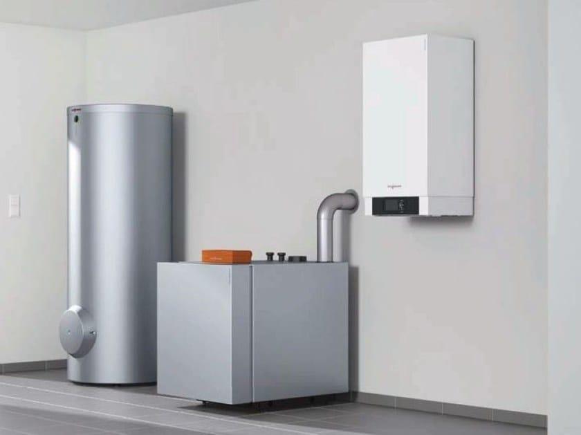 Pompa di calore ad aria acqua vitocal 250 s viessmann for Costo pompa di calore aria acqua