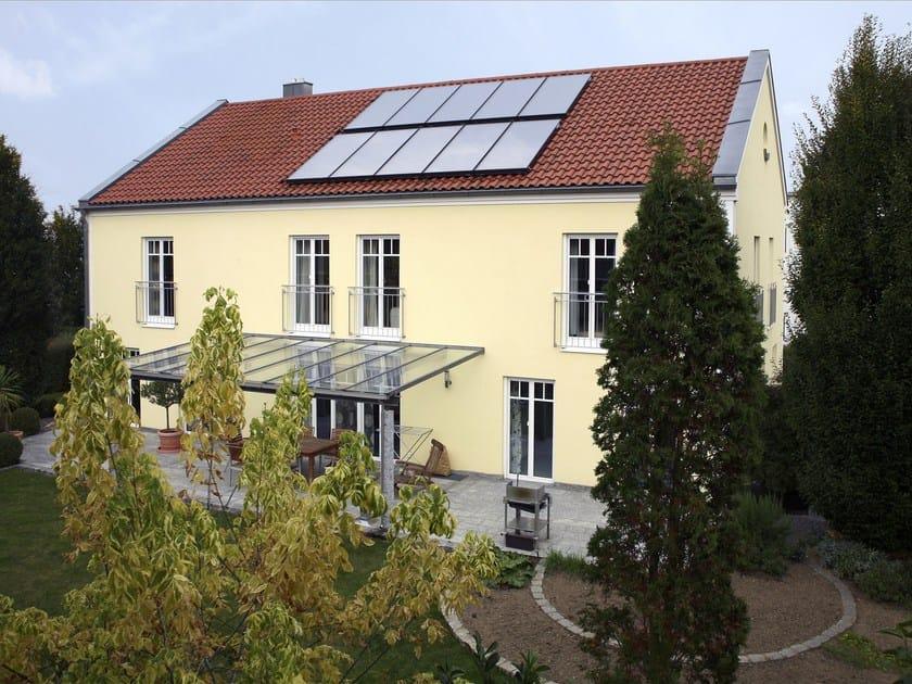 Pannello Solare Termico Viessmann : Pannello solare vitosol fm viessmann