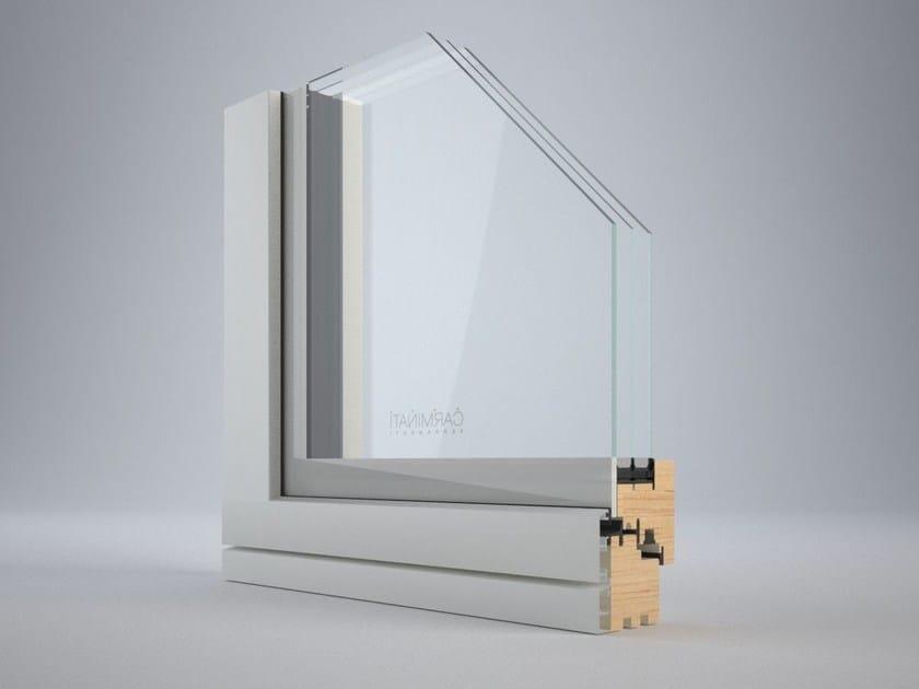 Porta finestra alzante scorrevole in legno e vetro con for Leroy merlin catalogo generale