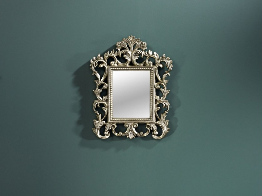 Baroque rectangular framed mirror VIVA - DEKNUDT MIRRORS