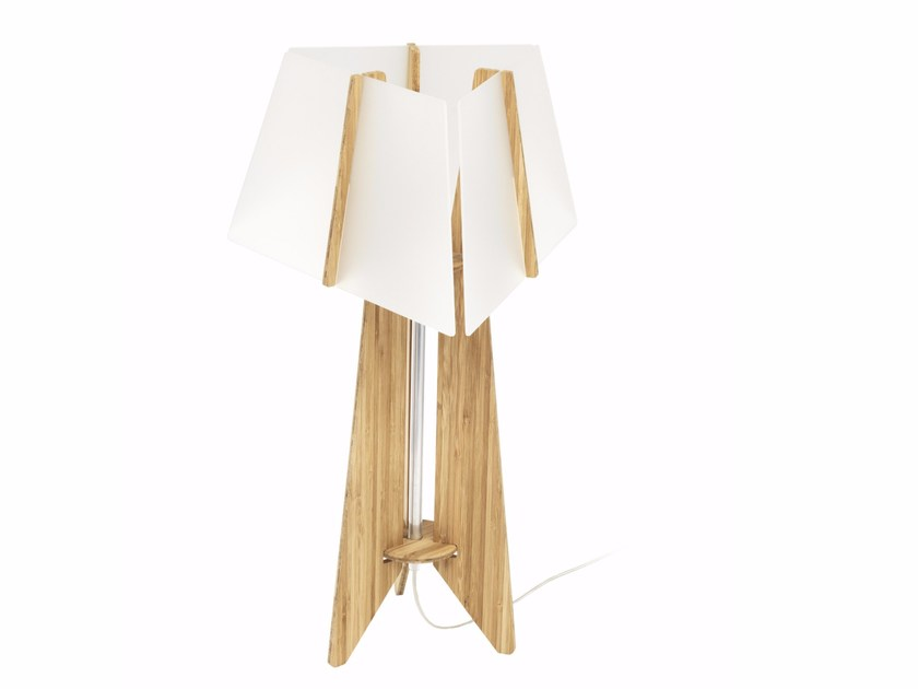 Acrylic table lamp VOGUE BU - ENVY