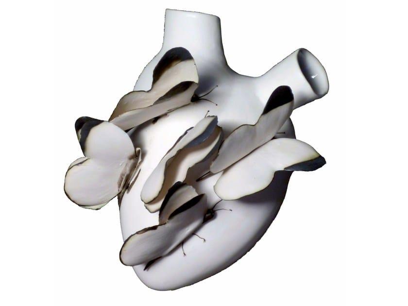 Porcelain wall decor item VOLARE by Fos Ceramiche