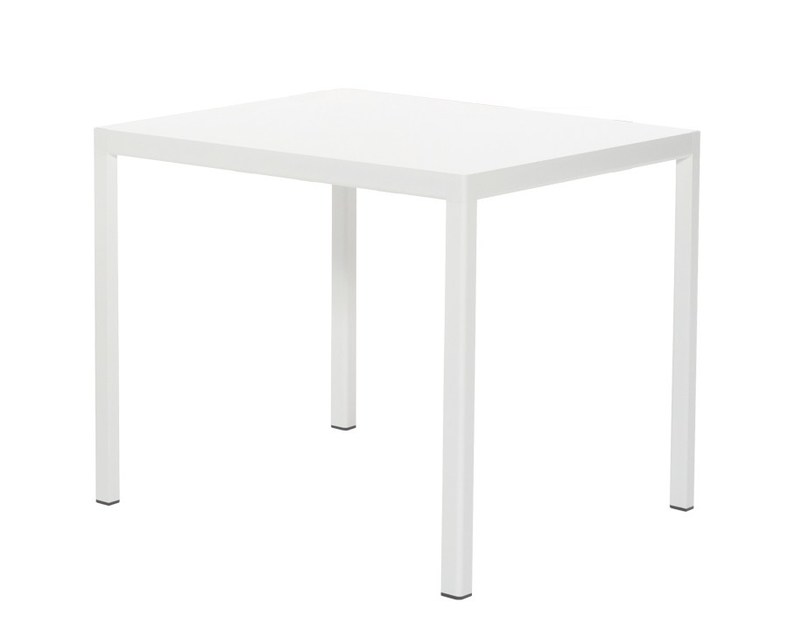 Square table for events and meetings