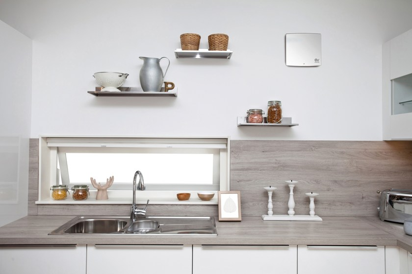 Aspiratore per uso residenziale vort quadro evo vortice - Aspiratore da cucina ...