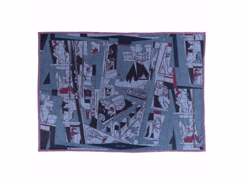 Jacquard Blanket VOYAGER | Blanket - sans tabù