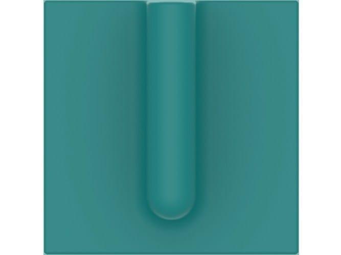 Wall-mounted ABS vase SINGLE STEAM VASE - Add Plus