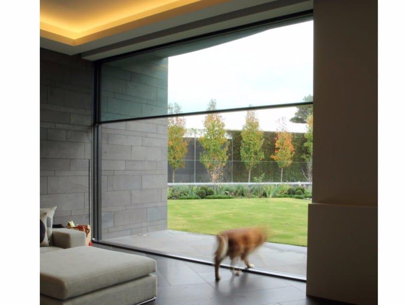 Aluminium patio door Vitrocsa 3001 Guillotine - Vitrocsa