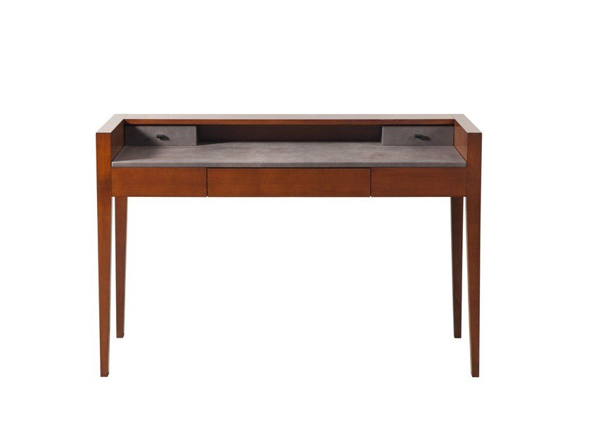 Wooden secretary desk WALDORF | Secretary desk - SELVA