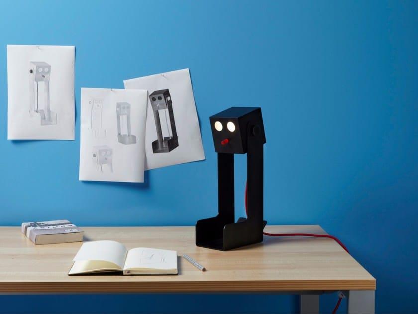 LED adjustable desk lamp WALLY - Tooy