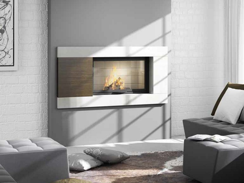 Stone Fireplace Mantel WANDA by Axis