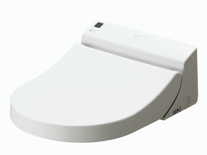 Electronic toilet seat with soft close WASHLET GL by TOTO