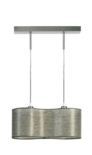 Contemporary style pendant lamp WAVE by ENVY
