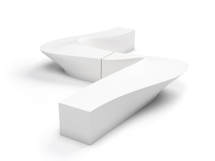 Modular Bench WAVE - LAB23