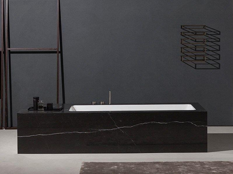 Undermount bathtub WAVE by MAKRO