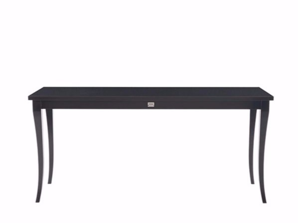 Rectangular beech console table WAYNE | Console table - Gianfranco Ferré Home