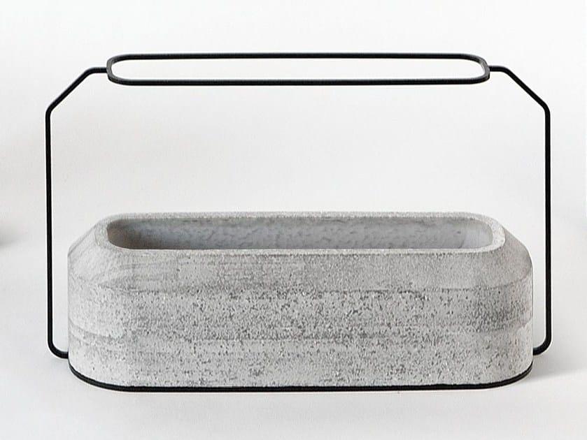 Cement vase WEIGHT VASE A - Specimen Editions
