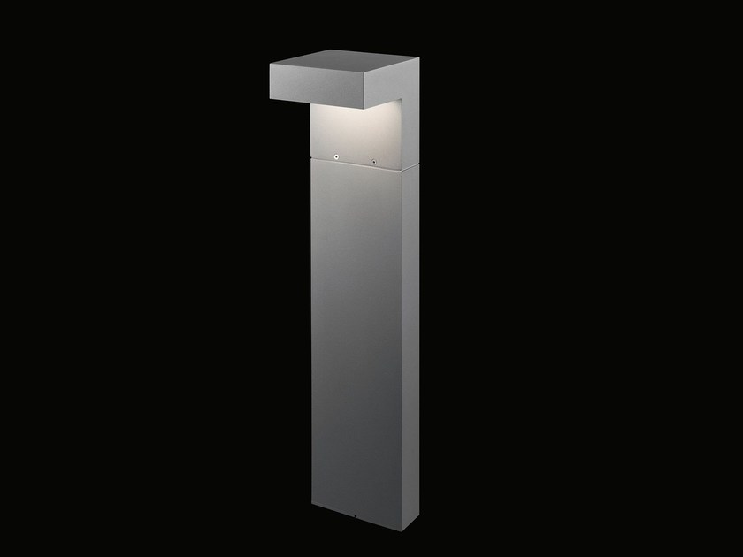 Paletto luminoso a LED in alluminio pressofuso WHISKY SODA LED BOLLARD - Nimbus Group