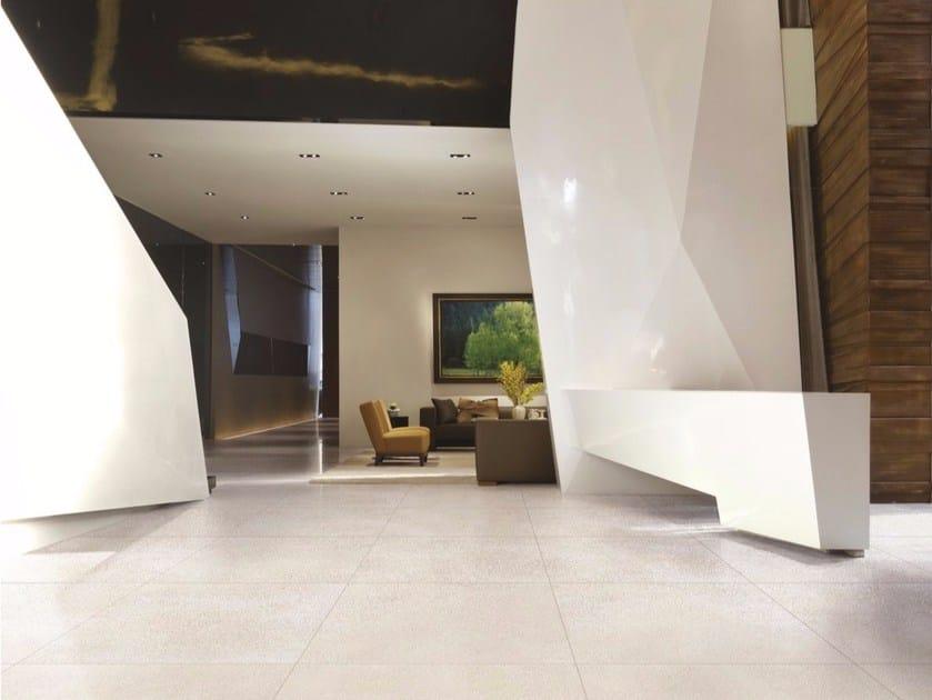 Porcelain stoneware flooring WHITE PURITY | Flooring - FMG Fabbrica Marmi e Graniti