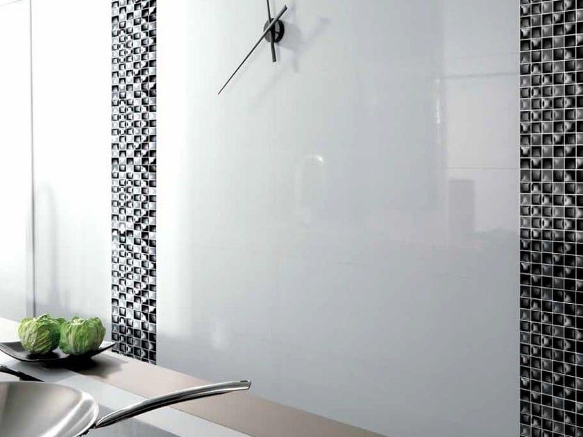 Indoor ceramic wall tiles WHITES | STAR - Venis