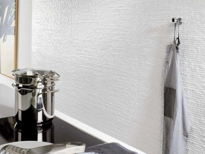 Indoor ceramic wall tiles WHITES | SWEDEN by Venis
