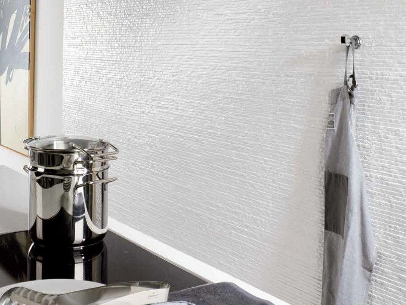 Indoor ceramic wall tiles WHITES | SWEDEN - Venis