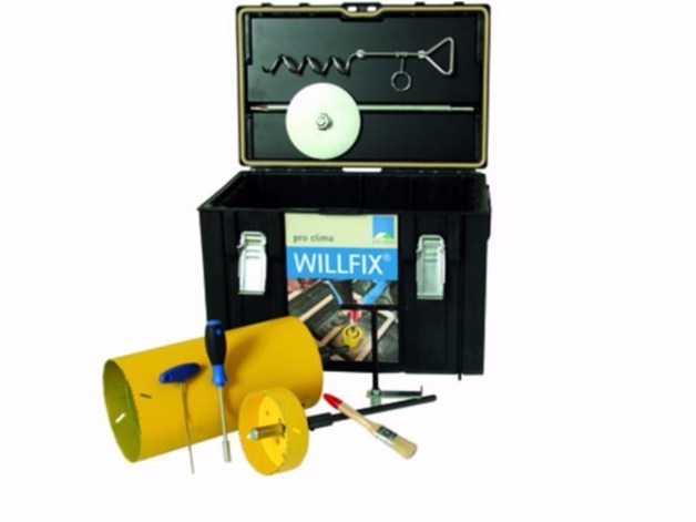 Manual tool WILLFIX KIT - pro clima®