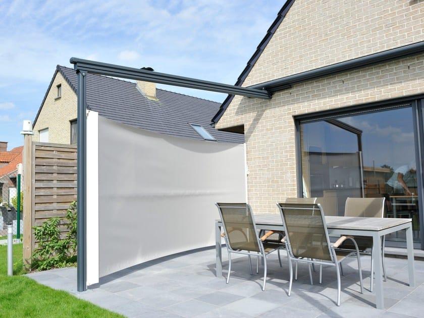 Paravento schermo divisorio da giardino windblocker for Divisori per terrazzi